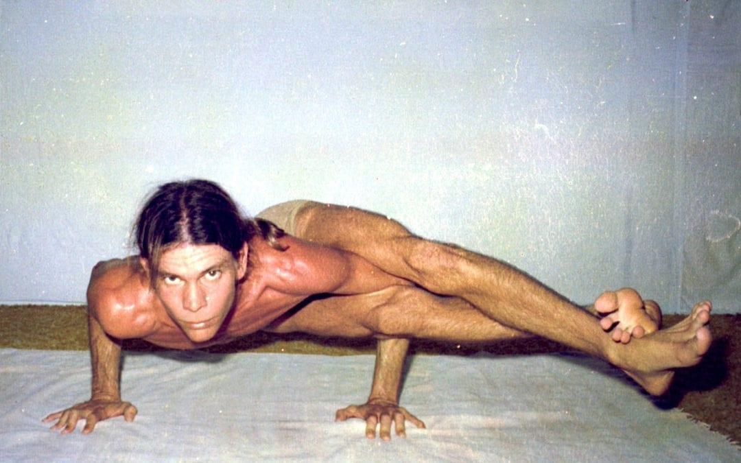 Ashtanga Vinyasa Yoga retreat with David Williams