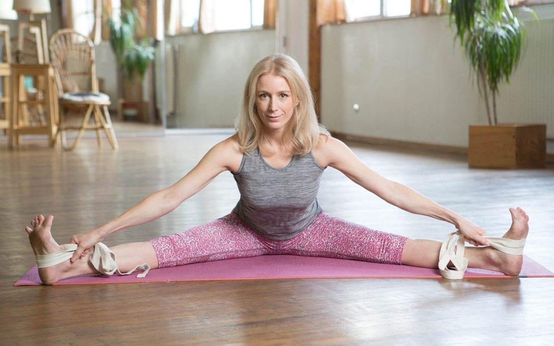 Iyengar yoga retreat with Piccarda di Montereale