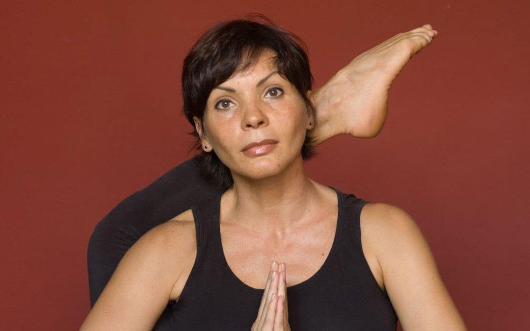 Ashtanga Vinyasa yoga retreat with Simona Brusoni