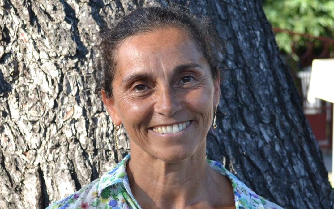 Ashtanga Vinyasa Yoga with Tina Pizzimenti