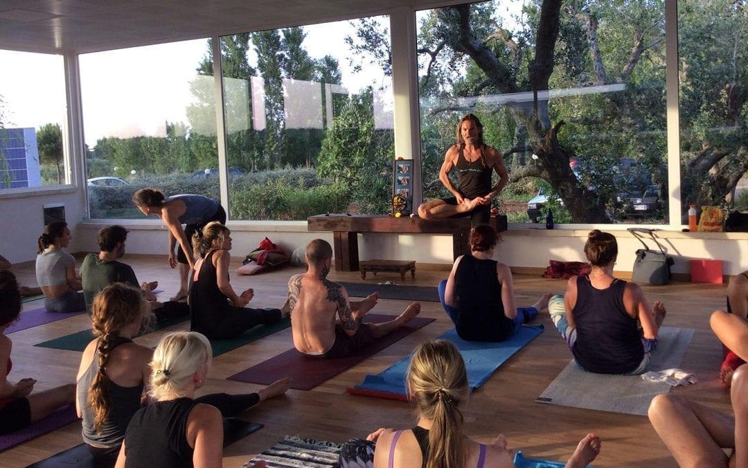 Ashtanga Vinyasa Yoga with John Scott