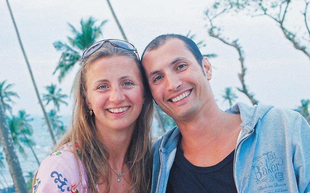Astanga Vinyasa yoga retreat with Manu and Bella Rossi
