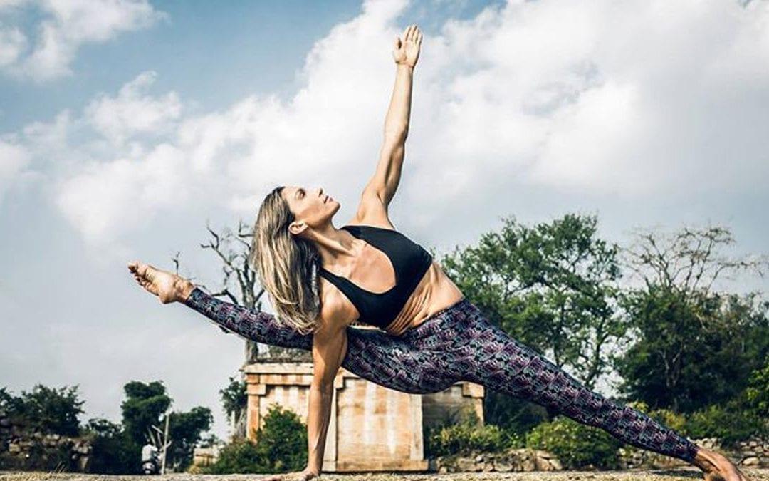 Ashtanga Yoga Intensive with Dany Sa